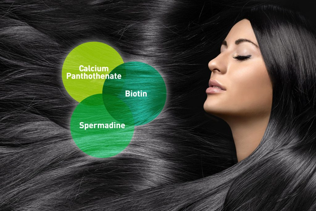 Biogenina for hair loss prevention