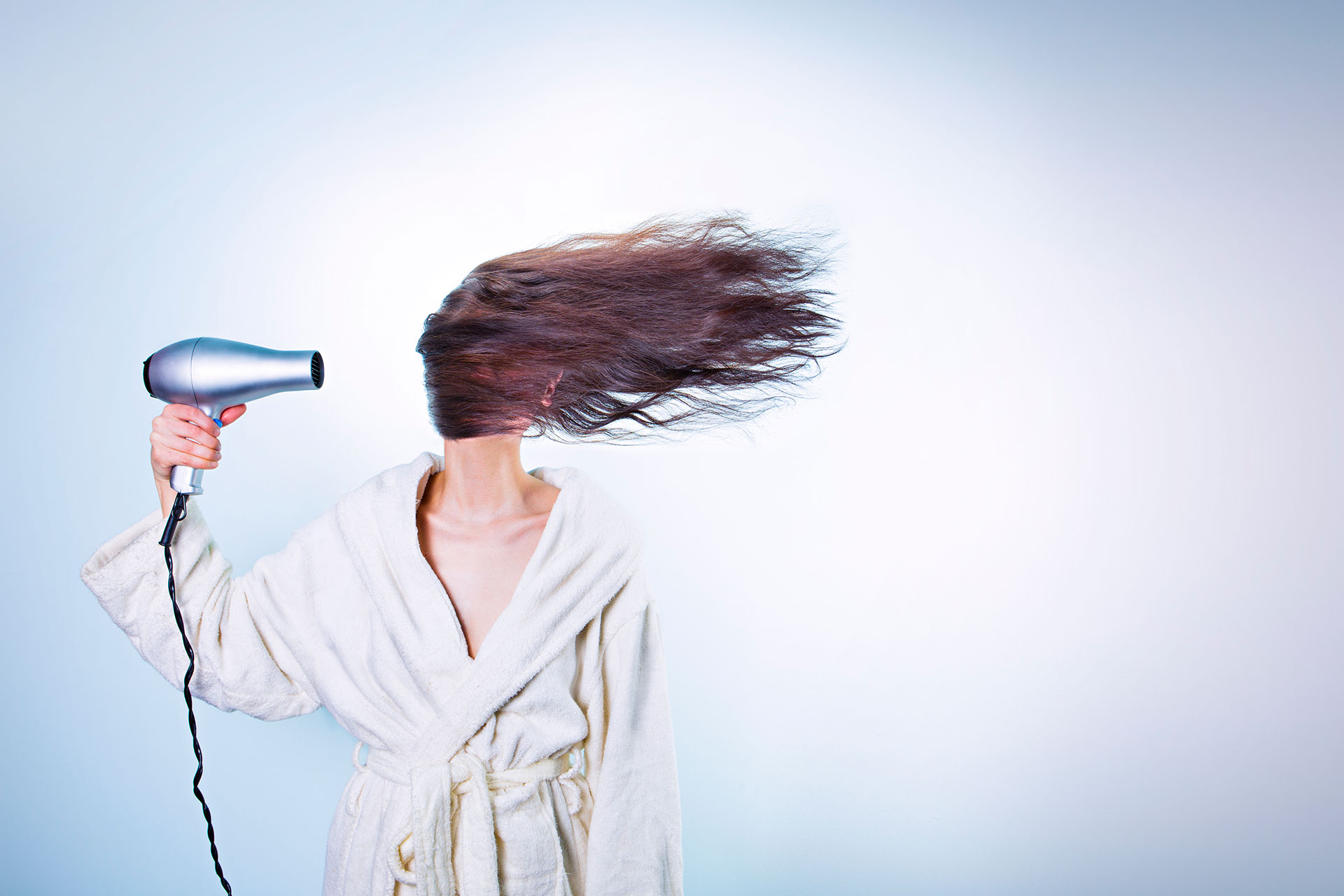 Prevent and Repair Heat Damaged Hair