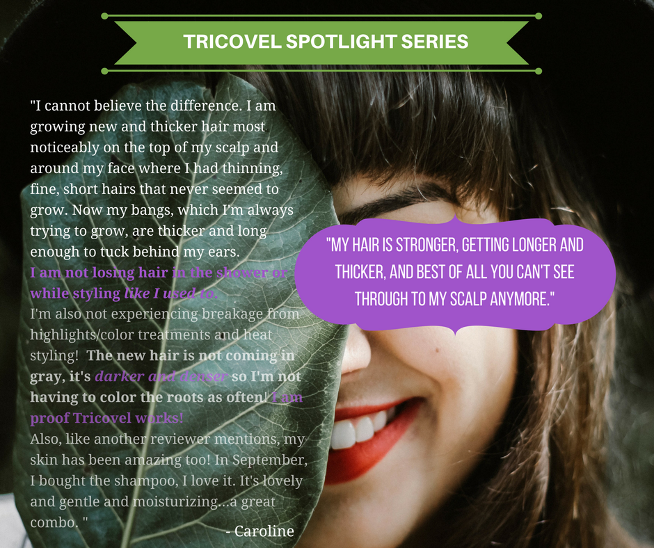 Tricovel Spotlight Series