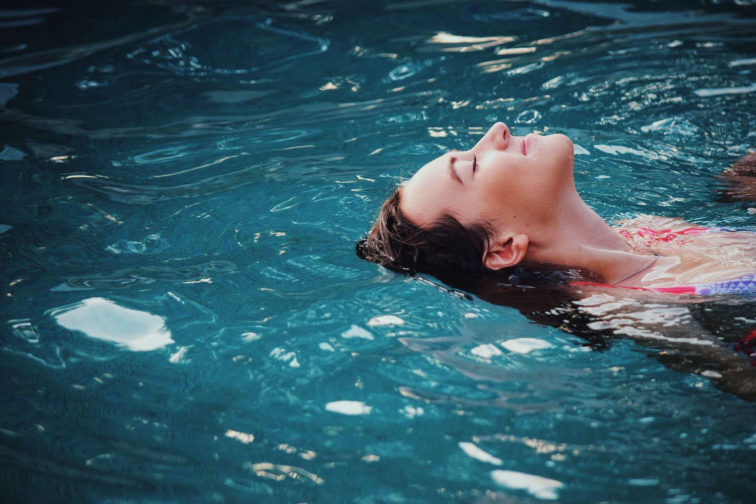 How Swimming Can Be Hard on Your Hair