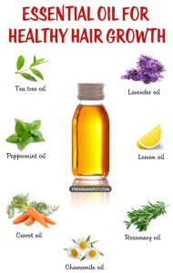 Essential Oils for Hair Regrowth Tips