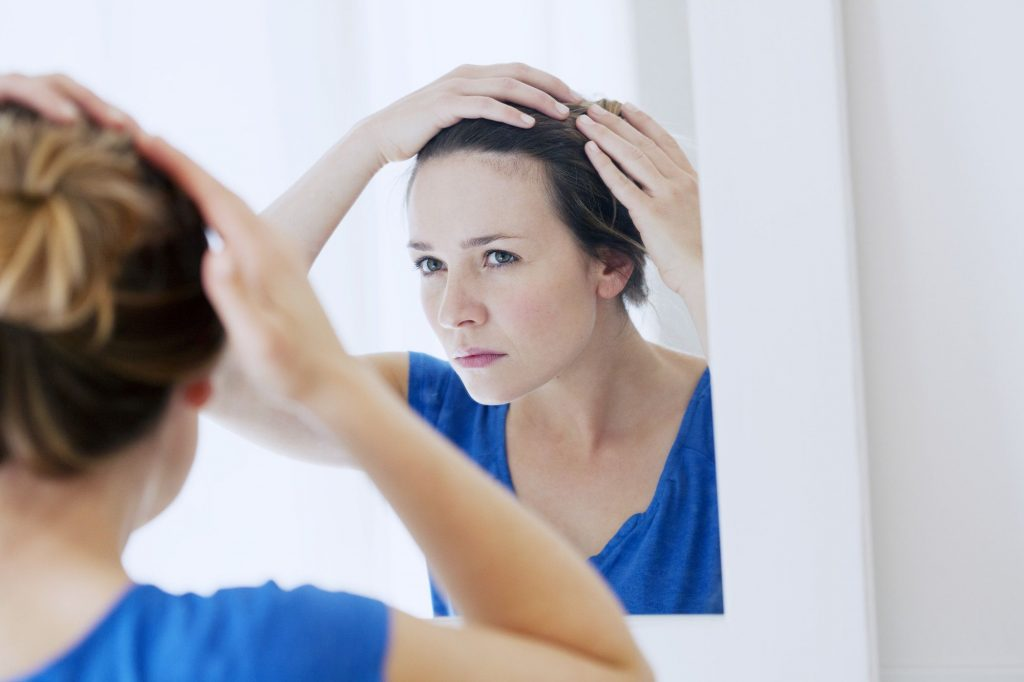 Myths about female hair loss