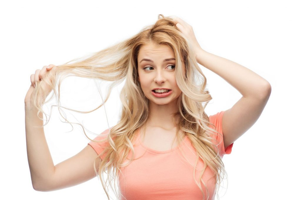 Shower Habits Are Leaving You With Damaged Hair