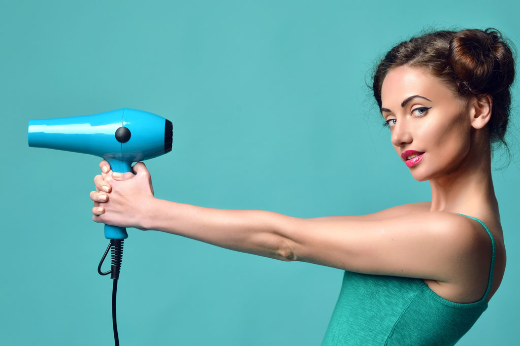 Dry Your Hair The Right Way